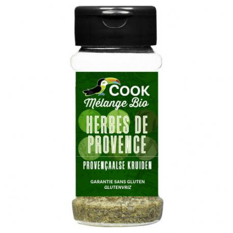 Herbes de provence (biologique) 20g, COOK, Epices