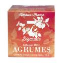 Herbier de France - Citrus herbal tea 1x15 bags