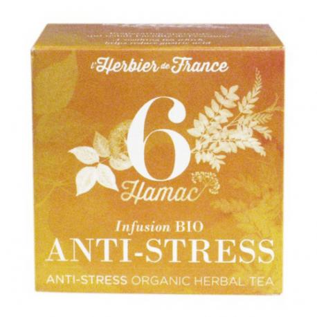 Stress release herbal tea 1x15 bags