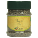 Cook - Thyme leaves (organic) 45g