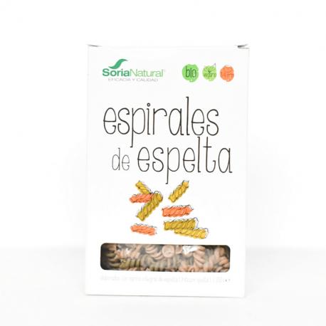 Soria Spelt Spirelli's (biologisch) 250g,Pasta