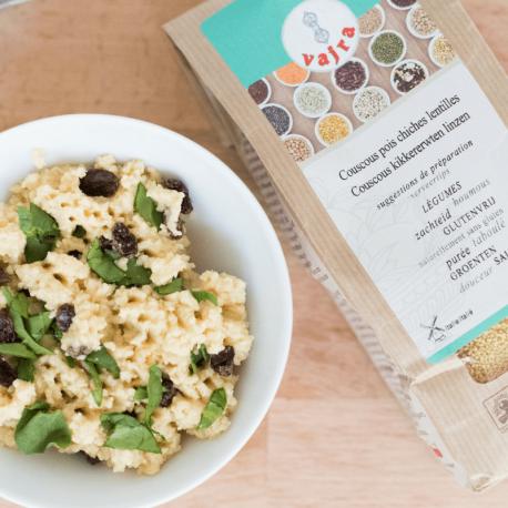 Vajra - Couscous lentils and chickpeas 500g
