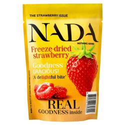 Nada Freeze - Fraises séchées
