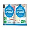 Hygiena - Dessert fermenté (yaourt) au bifidus bio 2X6g