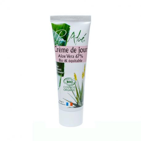 Pur'Aloe - Day cream with aloe vera (50ml) Bio