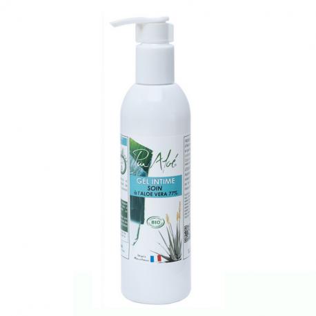 Pur'Aloe - Intimate hygiene gel with aloe vera (250ml)