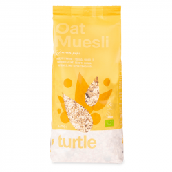 Turtle - Muesli Oatmeal Quinoa Pop 425g Organic