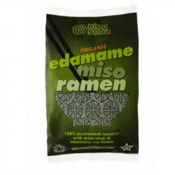 King Soba - Chili Miso Ramen Gluten Free Organic 80g