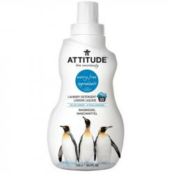 Attitude - Vloeibaar wasgoed Bloemen van de velden 1L