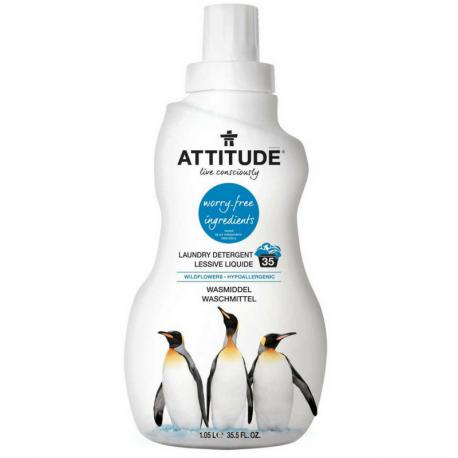 Attitude - Liquid laundry Flowers of the fields 1L