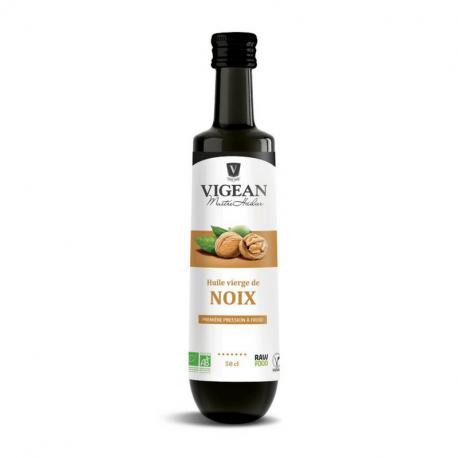 Vigean - Huile de noix (biologique) 500ml