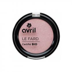 Avril - Fard rose aurore Bio