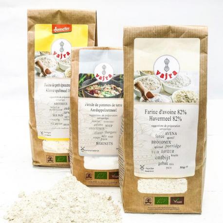 Oat flour 82% (T110) 500g
