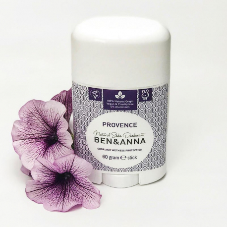 Déodorant stick Ben & Anna Provence,Soins corps