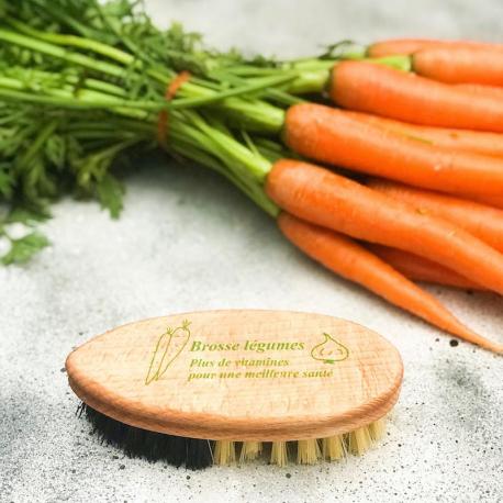 Brosse légumes bio