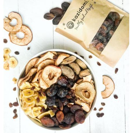 Pommes séchées bio 125g, Kazidomi - Healthy Food, Fruits secs