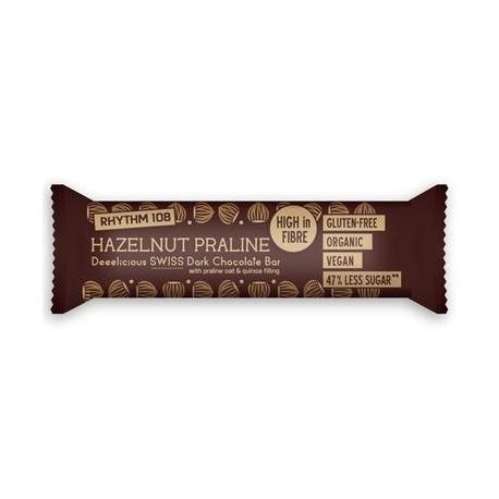 Rhythm 108 - Biscuit au chocolat et noisette 24g