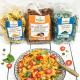 Priméal - Organic Tagliatelle Turmeric & Poppy 250g