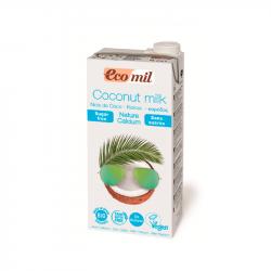 Ecomil - Kokosdrank (zonder zuiker) 1L