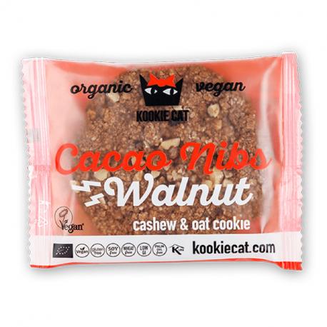 Kookie Cat - Cacao nibs walnut 50g