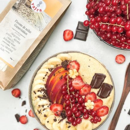 Gierstvlokken 500g,Ontbijt: vlokken en granen