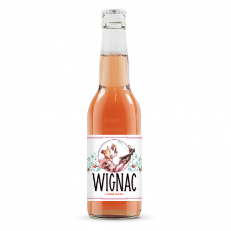 Wignac - Natuurlijke Cider Le Lièvre 33cl