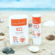 Evoa Organic moisturizing milk after-sun 130ml