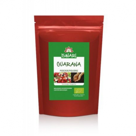 Iswari - Guarana- Bio - 250g