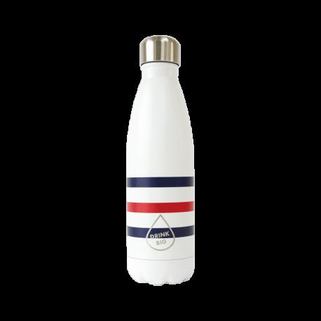 Drink Big - Bouteille Réutilisable Marinière 500ml