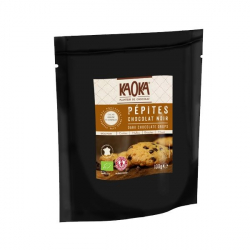 Kaoka - Pépites de chocolat noir bio - 100g