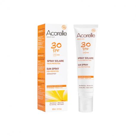 Acorelle - Spray Solaire SPF 30 - 100ml