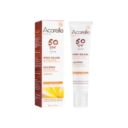 Acorelle - Spray Solaire SPF 50 - 100ml
