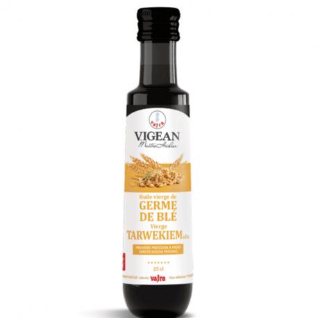 Vigean - Huile vierge de germe de blé - 250 ml