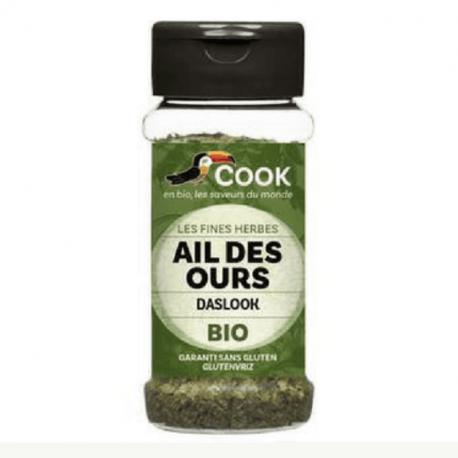 Cook- wilde knoflook biologisch 16g