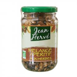 La perosansel Mix de noix aux herbes (sans sel) 180g, Jean