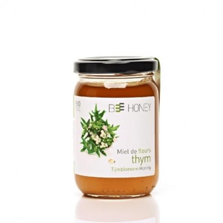 Miel de fleurs Thym 250g, Bee Honey, Miels et sucrants naturels