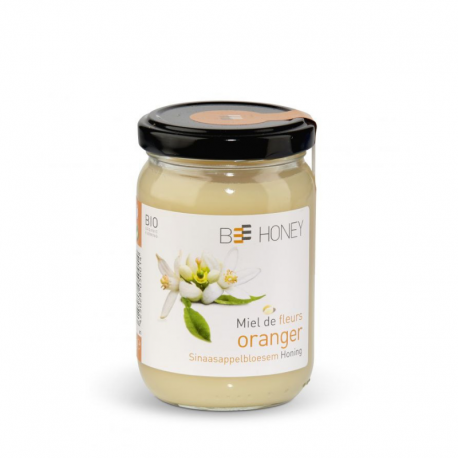 Miel de fleurs Oranger 250g, Bee Honey, Miels et sucrants