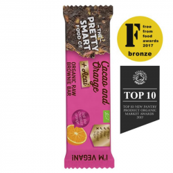 The Pretty Smart Food Co - Choc Chip, Coconut & Tumeric (organic) 30g