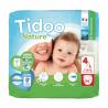 Tidoo Nature - Luierbroekjes 4/L (7-18kg) - 24p