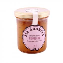 Pipaillon - Zia Arancia - Sinaasappelen confituur & Rosemarijn 212ml