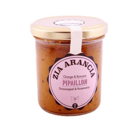 Pipaillon - Zia Arancia - Orange & Romarin 212ml