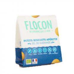 Flocon - Biscuit sel de guérande 80g