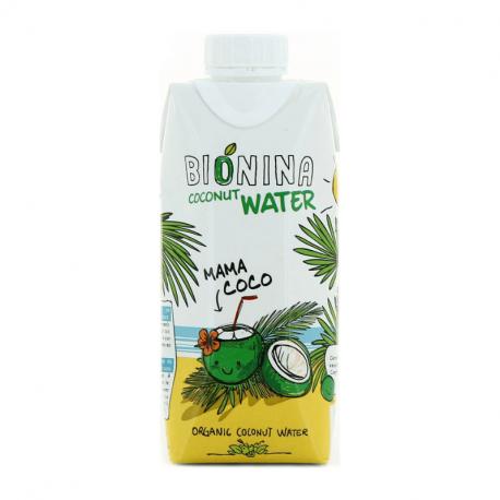 Bionina - Eau de Coco 330ml