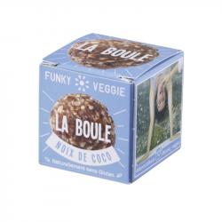 Funky Veggie -La Boule Kokosnoot 23g