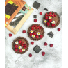 BOUGA CACAO Chocolat noir Thym et Poivre Bio 70g, Bouga Cacao,