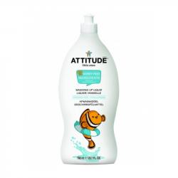 Attitude - Natuurlijke afwas vloeibare 700ml
