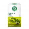 Thé Vert & Jasmin 20 sachets Bio