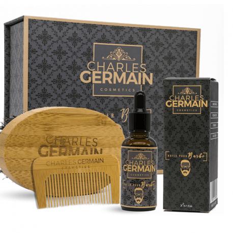 Charles Germain - Barber Box