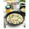 Nouilles udon larges au froment 200g, CLEARSPRING, Pâtes