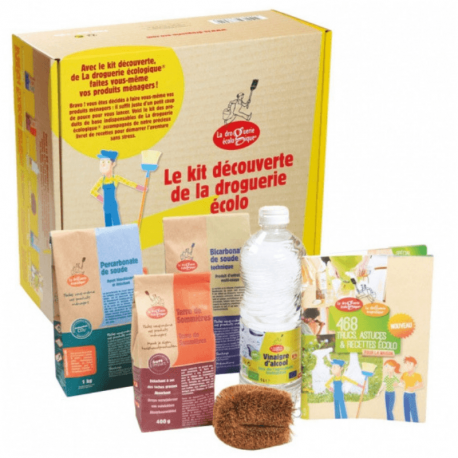 La Droguerie Écologique - Kit Découverte